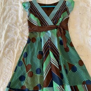 BCBG dress. Very light summer dress.